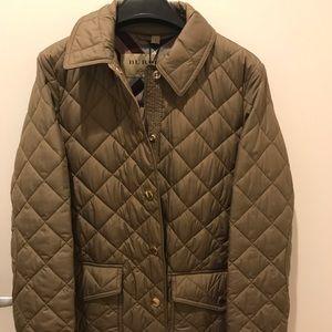 Burberry Westbridge Diamond Quilted Jacket